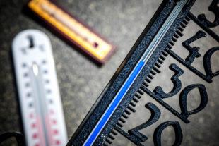 Een overzicht met drie verschillende thermometers