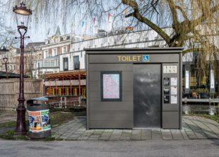 Wij doen onderzoek naar de toegankelijkheid van de openbare toiletten in Amsterdam